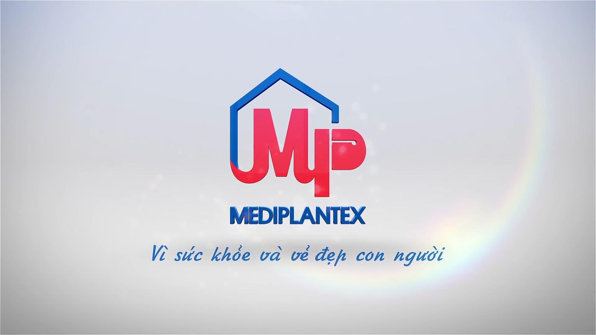 [Dược phẩm Mediplantex] Vì sức khỏe và vẻ đẹp con người