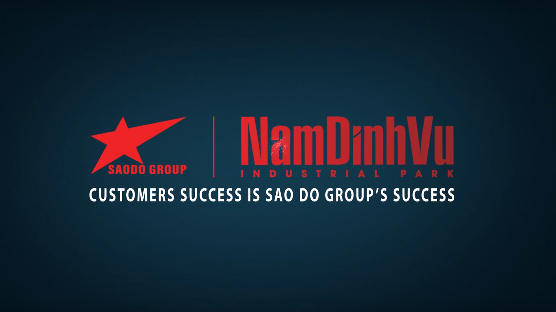 [Cảng Nam Đình Vũ] Customers Success Is Sao Do Group's Success