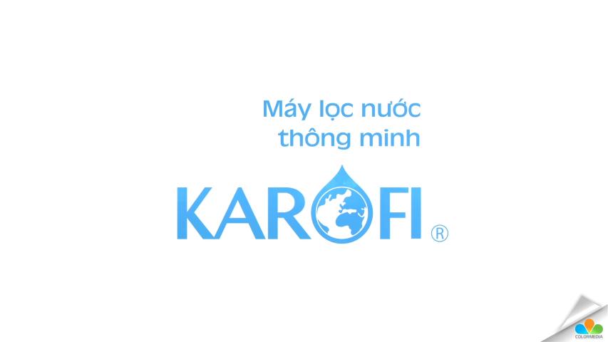 [Karofi Việt Nam] Sứ mệnh nước tinh khiết cho cộng đồng